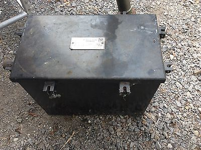 Used 60lbs Capacity Grease Trap GPM 16  Made By Rockford  Model G1815