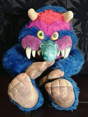 Vintage Amtoy 1986 My Pet Monster