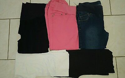 lot pantalon leggings grossesse taille 38/40