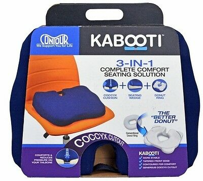 Kabooti Comfort Ring Cushion DONUT & TAILBONE BUTT Tail Pillow/Cushion