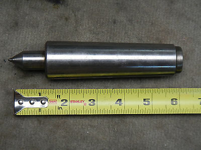 Concentric - 4MT Taper Shank Live Center
