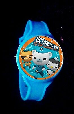 Octonauts - 8 Toy Watches - Party Favors Watch Birthday Pinata Kids
