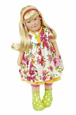 Kathe Kruse Lolle Puppe  Doll  New in Box