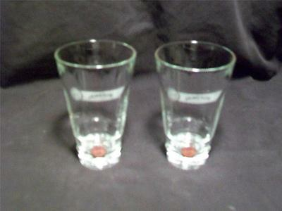Two John Jameson High Ball Glasses