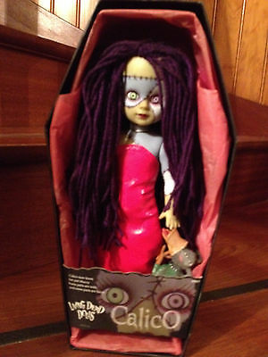 living dead doll calico