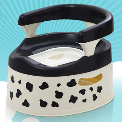 Baby Toddler Potty Training Kids Child Toddler Potty Seat Cow