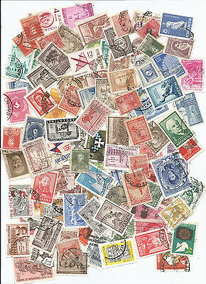 Lot 94: Argentina MIXED Used Older STAMP Wholesale Lot FREE SHIPPING to CDA+USA