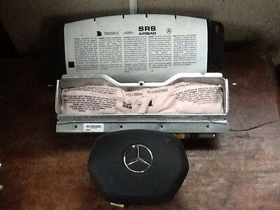 Mercedes C-Class W204 Airbag Kit, 2010-2014 Models.