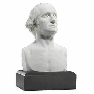 George Washington Bust Statue Sculpture Figure  - Gift Boxed