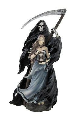 Summoning The Reaper By Anne Stokes Statue Sculpture Figurine