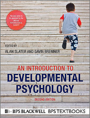 An Introduction to Developmental Psychology by John Wiley and Sons Ltd (Paperba…
