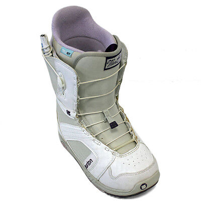 Burton Mint Snowboard Boots – Womens UK 5.5 – Very Good Condition – 8/10
