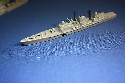 HMS Manchester D95 Triang Minic Ships Type 42 Destroyer