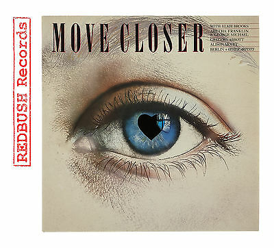 Move Closer - Various - Vinyl Lp Record - Mood1 Uk 1987 - Ex/ex+