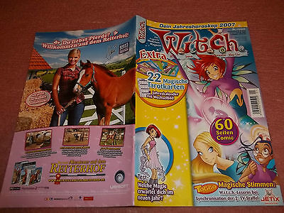 Witch***comic***heft***nr.01/2007***