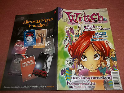 Witch***comic***heft***nr.05/2002***