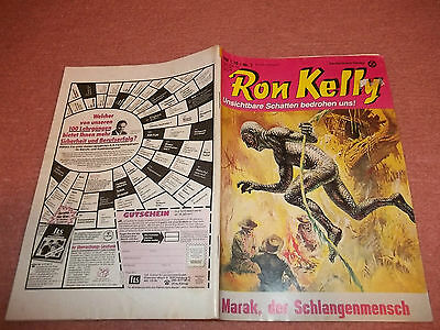 Ron Kelly***horror-Roman***heft***nr.7***ron Kelly****