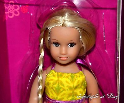 """American Girl 6.5"""" Mini Doll Julie Albright Beforever 2016 Special Edition"""