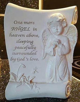 Latex Craft Mould To Make Angel Grave Memorial Art & Crafts Hobby Business