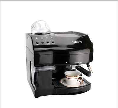 Automatic Commercial Coffee maker with bean grinder cappuccino Espresso machine