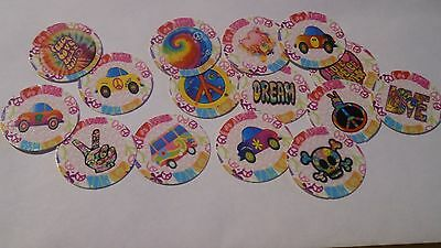 Pre Cut One Inch Bottle Cap Images Dollar Sign Money Bling Free Shipping