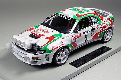 TOPMARQUES Toyota Celica GT4 Turbo 4WD - 1993 Rally Montecarlo 1/18 TOP034A