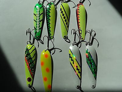 8- Northern King K28 Spoons New Out Of Package