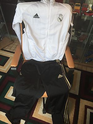 100% Authentic Real Madrid tracksuit