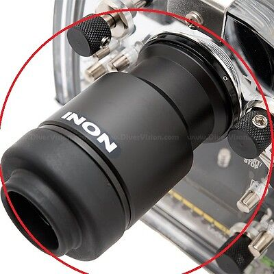 INON Straight Viewfinder Unit  mirino ottico ingranditore per custodie Reflex