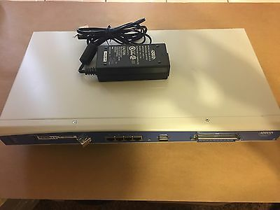 ADTRAN NetVanta 814 - 1200637G4  4-PORT DS1/E1 with Power Adapter