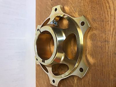 Kart Magnesium 50mm Sprocket Carrier Rotax Iame X30 brand new