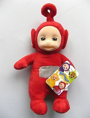 Teletubbies Talking Po Soft Toy By Character - Brand New With Tags!