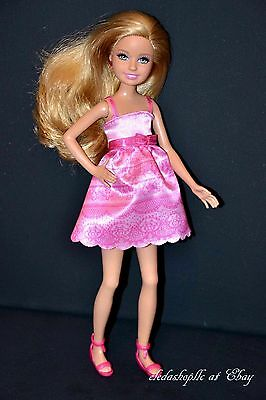 PRETTY STACIE BARBIE DOLL with COMPLETE OUTFIT