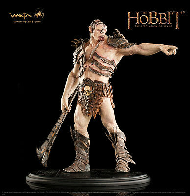 Weta The Hobbit Desolation of Smaug Bolg 1:6 Statue Lord of the Rings