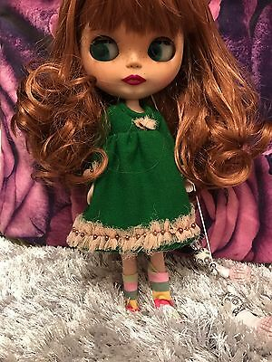 �� Blythe Doll Customised And Outfit U.K. Seller