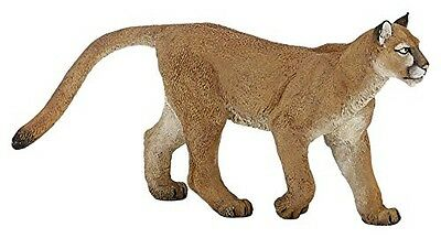 Papo 50189 Puma Cougar Mountain Lion Wild Animal Model Toy Replica 2016 - NIP