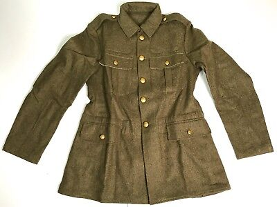 Wwi British 1902 Service Dress Tunic-Large
