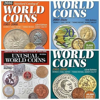 All 12 coins books for world coins Collection