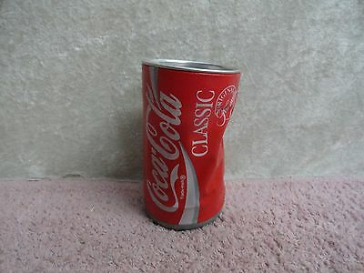 Vintage Coca Cola Coke Classic Orig Dancing Can  Sound Activated