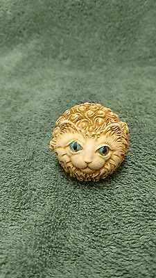 Mint Harmony Kingdom ROSIE Hard Body Cat  Trinket Box
