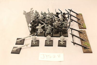 Warhammer Bretonnia Archers and Pikes