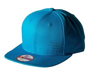 Men's Troy Lee Designs Gravity Hat New Era Snapback, Royal Blue, One Size.