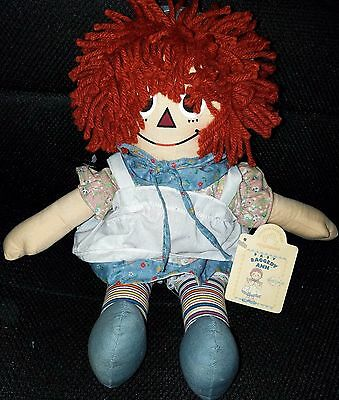 Raggedy Ann Limited Edition 14 inch Applause Baby Molly-E Version