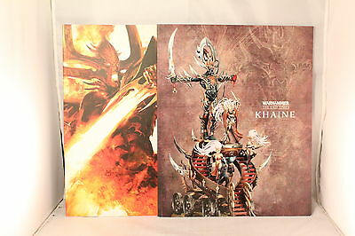 Warhammer End Times Khaine Books Softcover