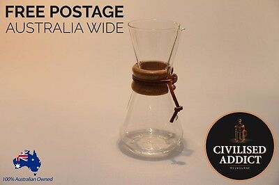 CHEMEX Classic 3 cup Coffee-maker BRAND NEW