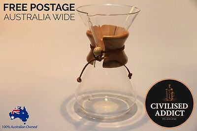 CHEMEX Classic 6 cup Coffee-maker BRAND NEW