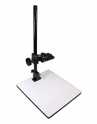 "Albinar 23"" High Copy Macro Stand with 14""x16"" Base Quick Release Mount and B..."