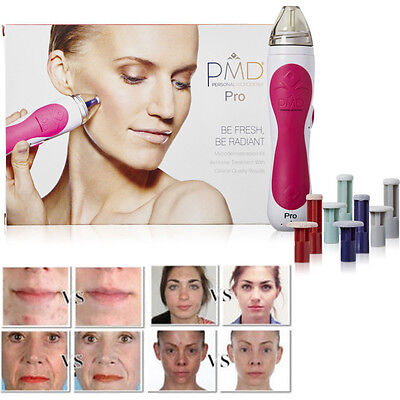BRAND NEW PMD PRO Personal Microderm Microdermabrasion System US Plug