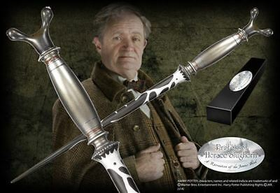Harry Potter : HORACE SLUGHORN WAND Character Edition from The Noble Collection