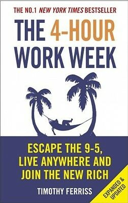 The 4-Hour Work Week - Book by Timothy Ferriss (Paperback, 2011)
